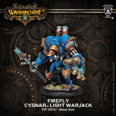 Cygnar Light Warjack Firefly