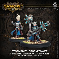 Cygnar Stormsmith Storm Tower