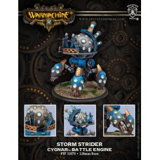 Cygnar Storm Strider Battle Engine