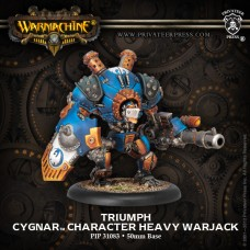 Cygnar Triumph UPGRADE KIT