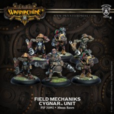 Cygnar Field Mechaniks