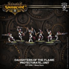 Protectorate Daughters of the Flame