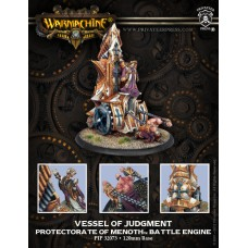 Protectorate Vessel of Judgement Battle Engine