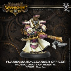 Protectorate Flameguard Cleanser Officer