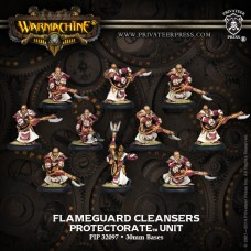Protectorate Flameguard Cleansers