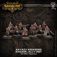 Khador Allies Kayazy Assassins