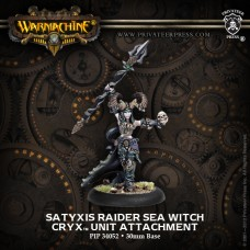 Cryx Satyxis Raider Sea Witch
