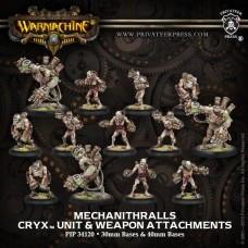 Cryx Mechanithralls & Attachments