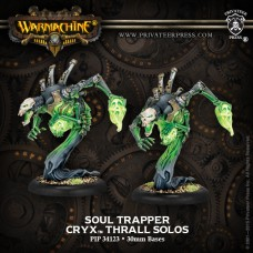 Cryx Thrall Solo Soul Trappers