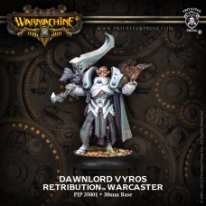 Retribution Warcaster Dawnlord Vyros Nyarr