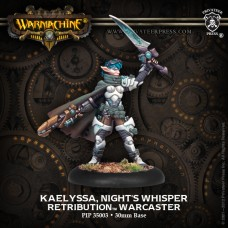 Retribution Warcaster Kaelyssa Night's Whisper