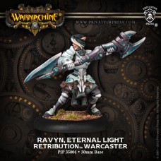 Retribution Warcaster Ravyn, Eternal Light