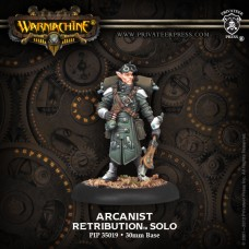 Retribution Arcanist Solo