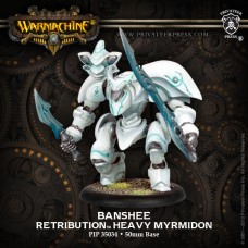 Retribution Heavy Myrmidon (Banshee, Daemon, Sphinx)