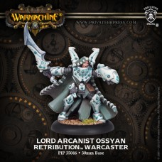 Retribution Warcaster Lord Arcanist Ossyan