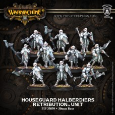 Retribution Houseguard Halberdiers