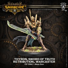 Retribution Warcaster Thyron, Sword of Truth