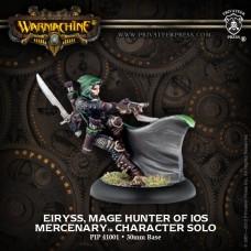 Mercenary Eiryss Mage Hunter of Ios