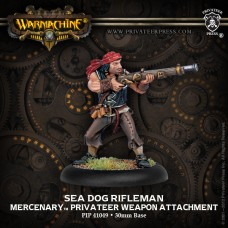 Mercenary Rifleman Sea Dogs Weapon Attachment