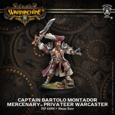 Mercenary Captain Bartolo Montador - Broadsides Bart
