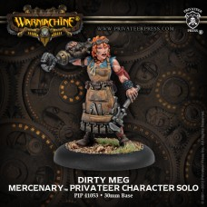 Mercenary Privateer Dirty Meg