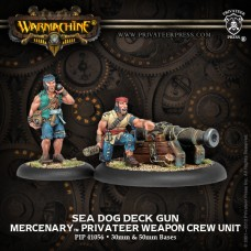 Mercenary Sea Dog Deck Crew