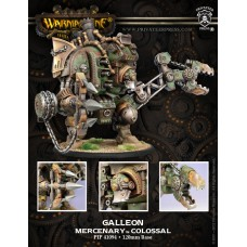 Mercenary Colossal Galleon