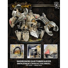 Mercenary Colossal Ghordson Earthbreaker