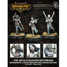 Mercenary Devil's Shadow Mutineers