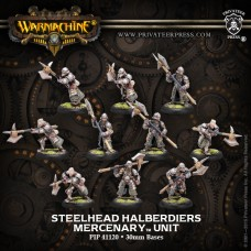 Mercenary Steelhead Halberdiers \ Riflemen
