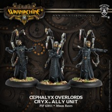 CRYX Allies Cephalyx Overlords