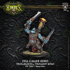 Trollblood Fell Caller