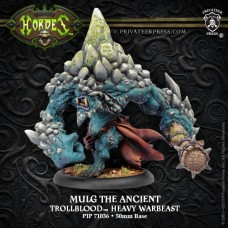 Trollblood Mulg The Ancient Dire Troll