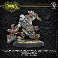 Trollblood Madrak Ironhide Thornwood Chieftain