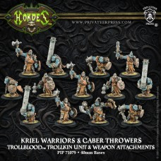 Trollblood Kriel Warriors