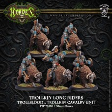 Trollblood Cavalry Long Riders