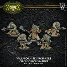 Circle Warpborn Skinwalkers