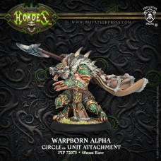 Circle Warpborn Alpha
