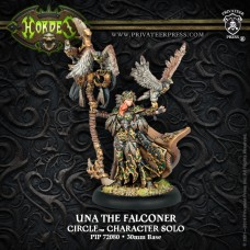 Circle Solo Una the Falconer