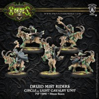 Circle Druid Mist Riders