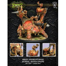 Skorne Siege Animantarax Battle Engine