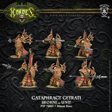 Skorne Cataphract Cetrati