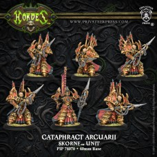 Skorne Cataphract Arcuarii