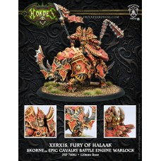 Skorne Epic Battle Engine Xerxis Fury of Halaak