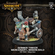 Minion Mercenary Gobber Tinker