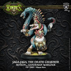 Minion Jaga-Jaga, the Death Charmer