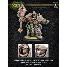 Minion Ogrun Bounty Hunter Hutchuck