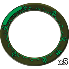 Hordes Area of Effect 3 inch Ring Markers