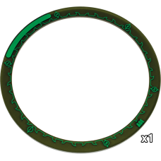 Hordes Area of Effect 5 inch Ring Marker