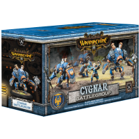 Cygnar Battlegroup Starter Box